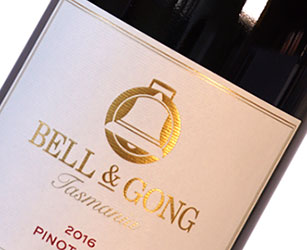Bell and Gong Bottle