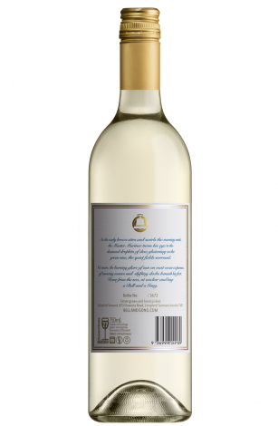 Bell and Gong 2019 Sauvignon Blanc